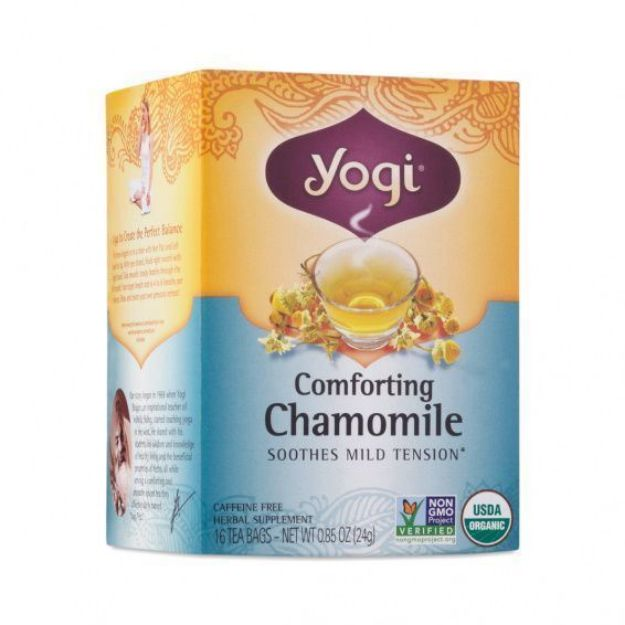 Yogi® Comforting Chamomile - Soothes Mild Tension