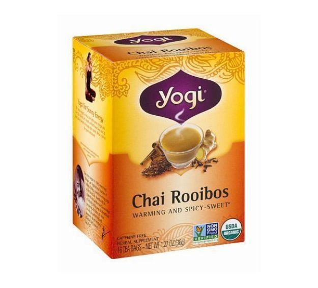 Yogi® Chai Rooibos Tea - Warming and Spicy-Sweet