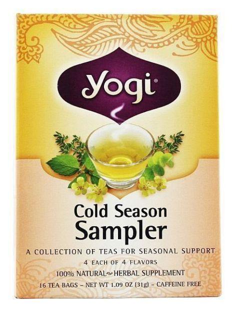 Yogi® Cold Season Sampler