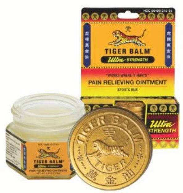 Tiger Balm® Ultra Strength Pain Relieving Ointment (Extra Large)