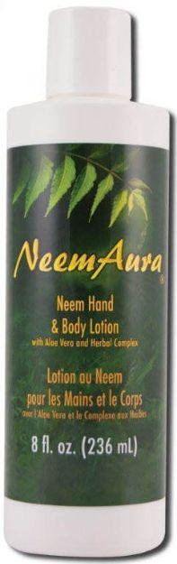 NeemAura® Neem Hand & Body Lotion