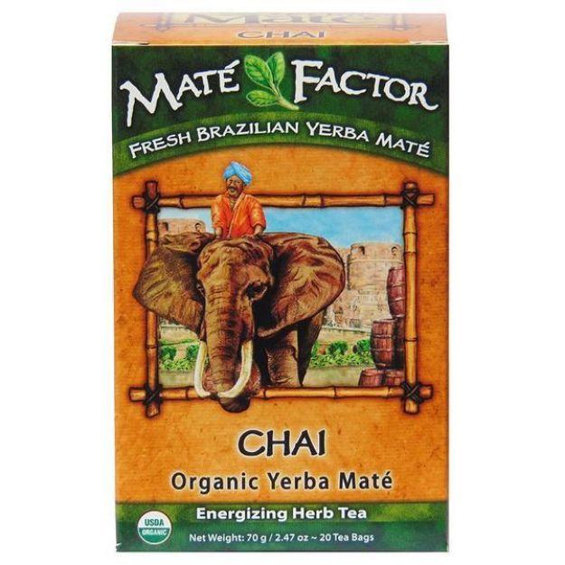 Maté Factor Chai Yerba Mate Tea