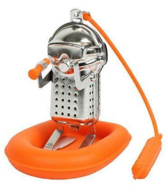 Scuba Diver Stainless Steel Tea Infuser