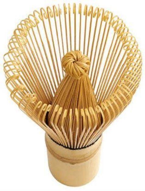 Bamboo Matcha Tea Whisk