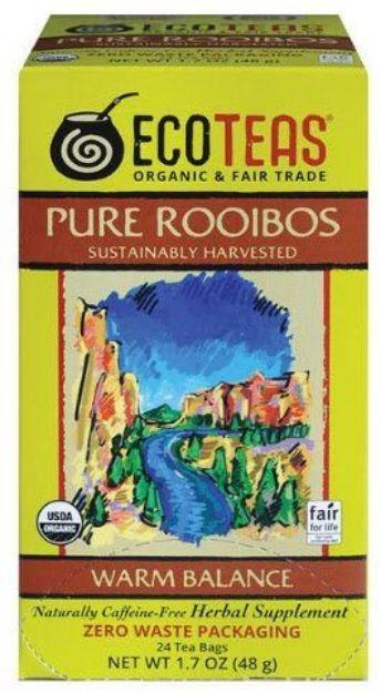 Eco Teas Fair Trade Rooibos Tea