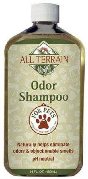 All Terrain Pet Odor Shampoo