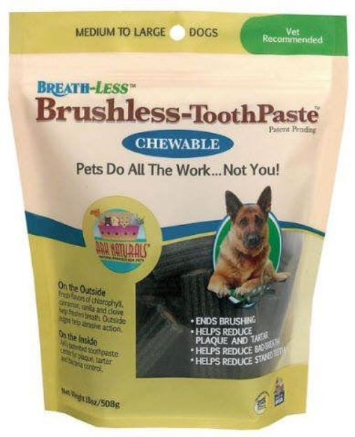 Ark Naturals Medium to Large Dog Brushless Toothpaste