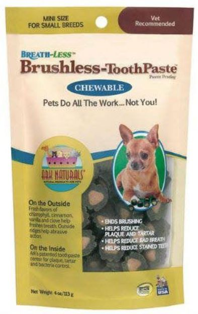 Ark Naturals Mini Size Brushless Toothpaste