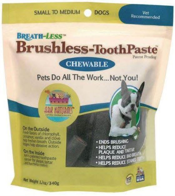 Ark Naturals Small to Medium Dogs Brushless Toothpaste