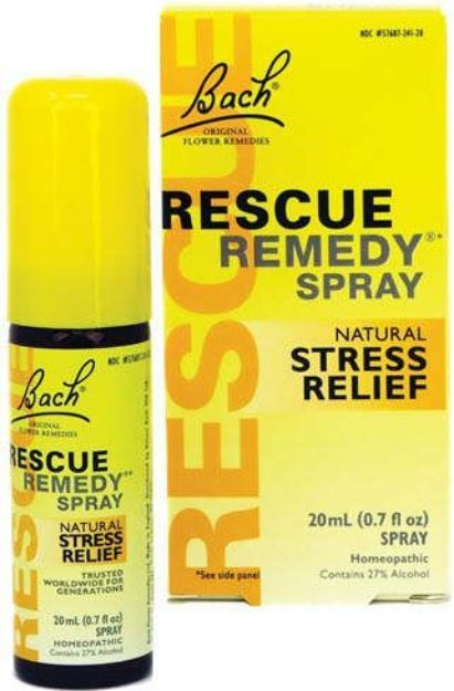 Bach Flower Remedies Rescue Spray 20 ML