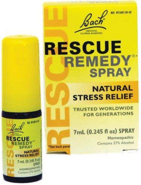 Bach Flower Remedies Rescue Spray 7 ML