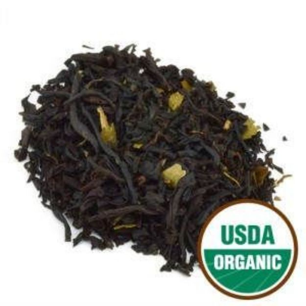Black Currant Flavored Tea Organic