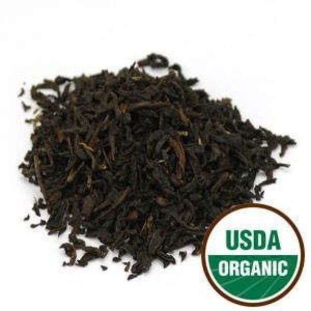 China Black B.O.P. Tea Organic