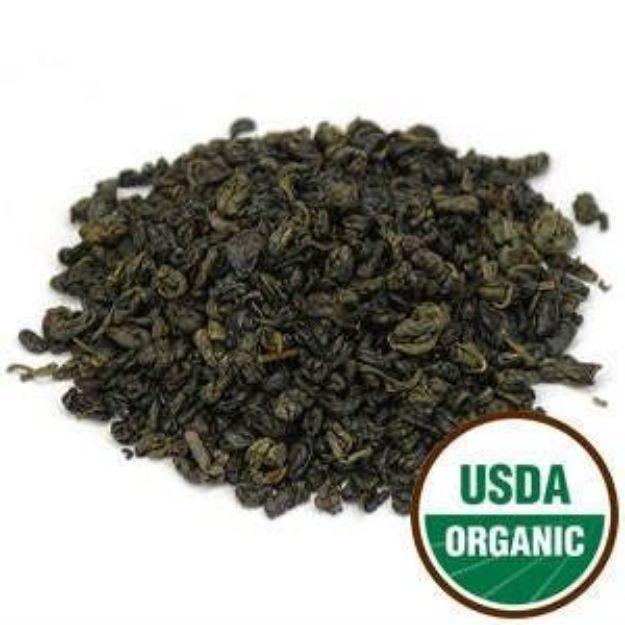 Gunpowder Green Tea Fair Trade Organic