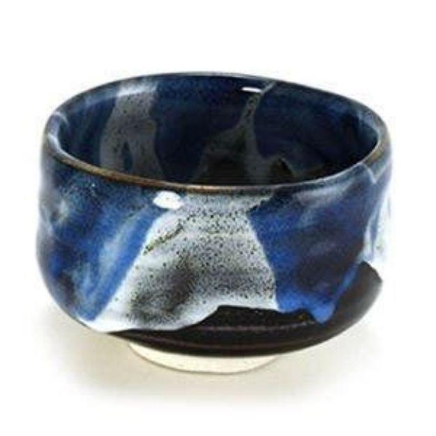 Matcha Bowl, Blue