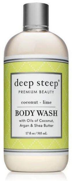 Body Wash - Coconut Line (17 fl. oz., Deep Steep)