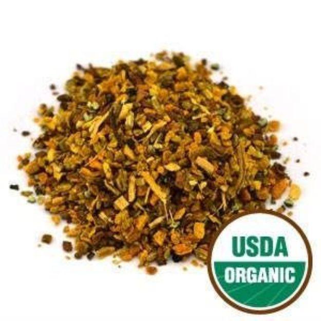 Turmeric Chai Tea Organic