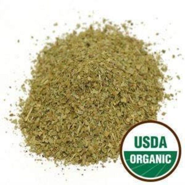 Yerba Maté Green Leaf Organic