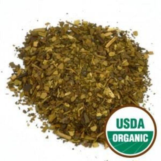 Yerba Maté Leaf Roasted Organic