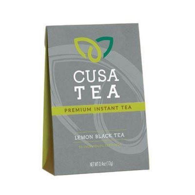 Instant Lemon Black Tea (Cusa)