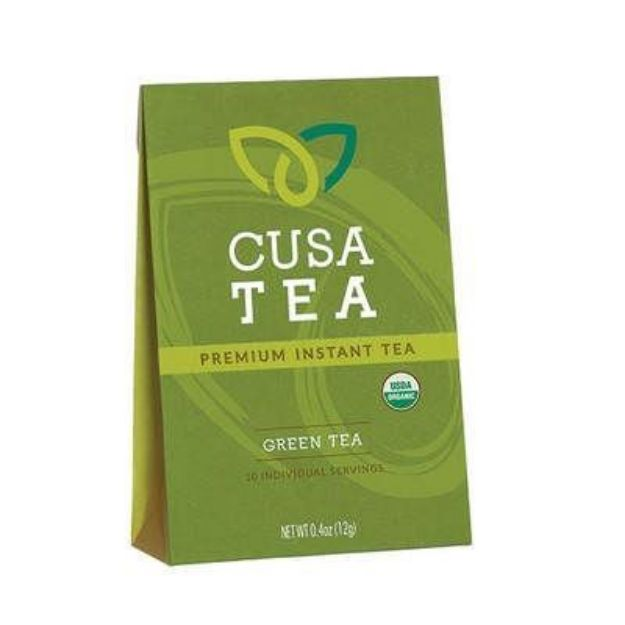 Instant Green Tea (Cusa)