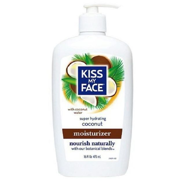 Coconut Moisturizer (16 fl. oz., Kiss My Face)