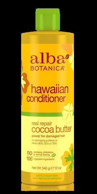 Conditioner - Cocoa Butter (12 fl. oz., Alba Botanica)