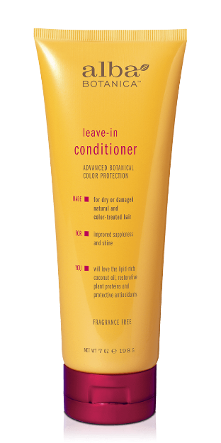 Conditioner - Leave In (7 fl. oz., Alba Botanica)