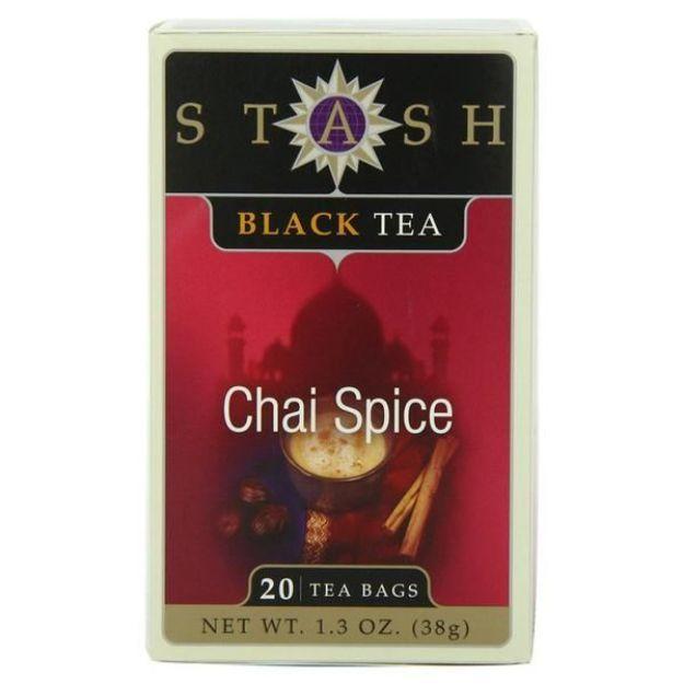 Chai Spice (20 tea bags, Stash Tea)