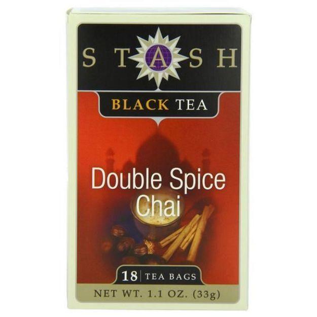 Double Spice Chai (18 tea bags, Stash Tea)