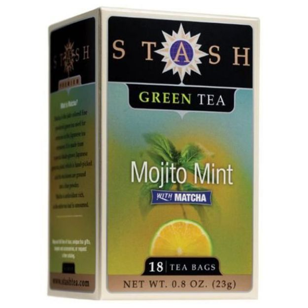 Mojito Mint (18 tea bags, Stash Tea)