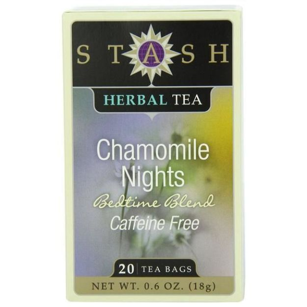 Chamomile Nights (20 tea bags, Stash Tea)