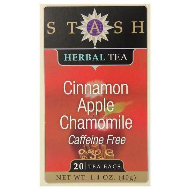 Cinnamon Apple Chamomile (20 tea bags, Stash Tea)