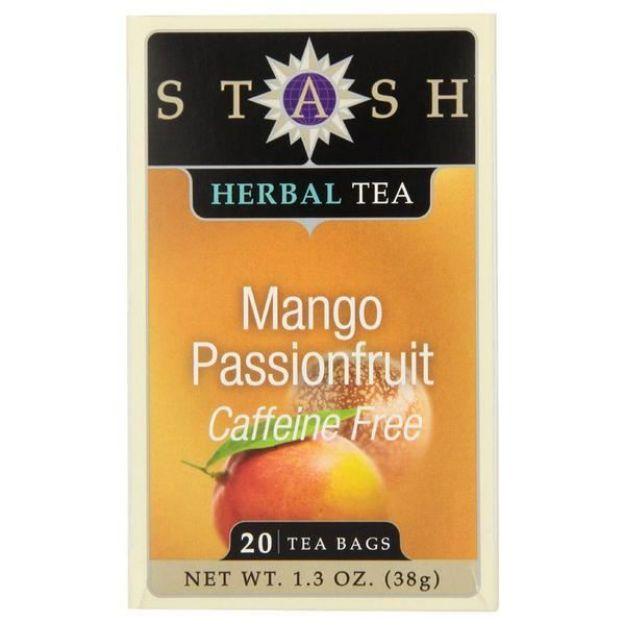 Mango Passionfruit (20 tea bags, Stash Tea)