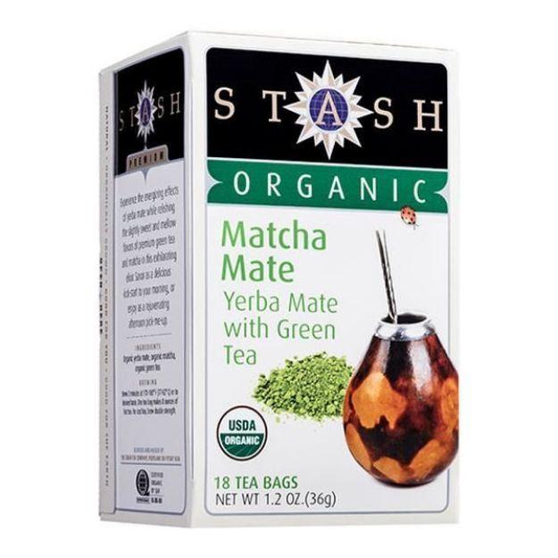 Matcha Mate (18 tea bags, Stash Tea)