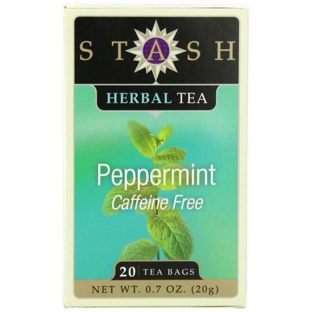 Peppermint (20 tea bags, Stash Tea)