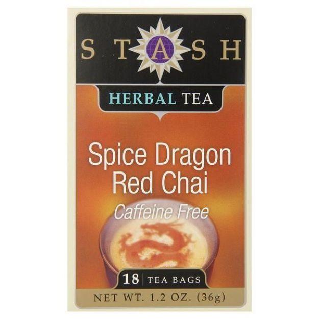 Spice Dragon Red Chai (18 tea bags, Stash Tea)