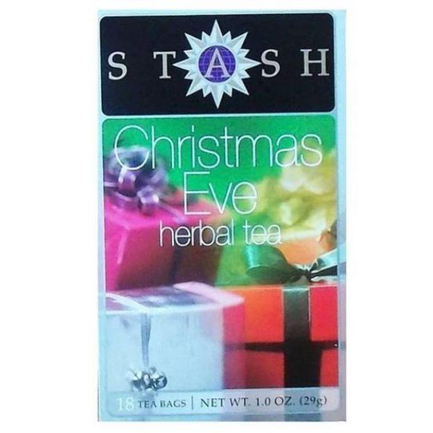 Christmas Eve Herbal Tea (18 tea bags, Stash Tea)