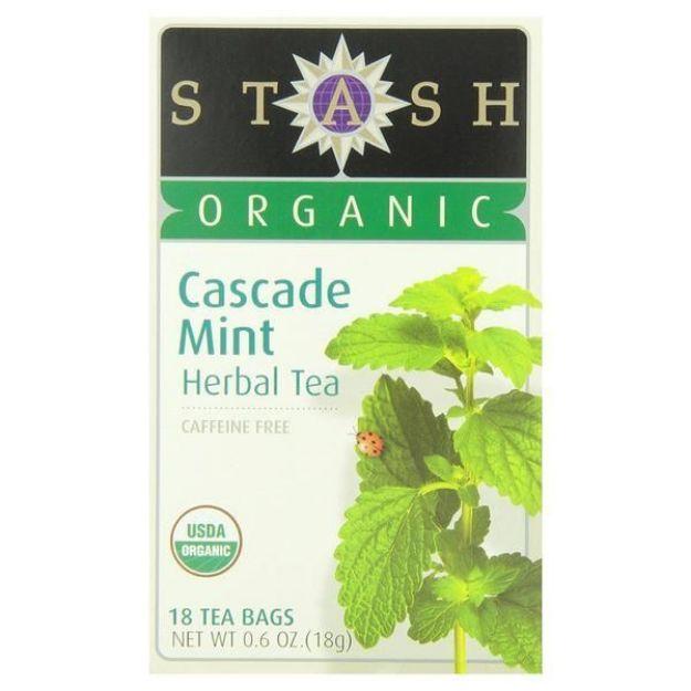Cascade Mint Tea (18 tea bags, Stash Tea)
