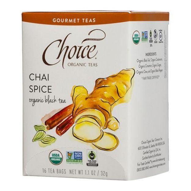 Chai Spice (16 tea bags - Choice Teas)
