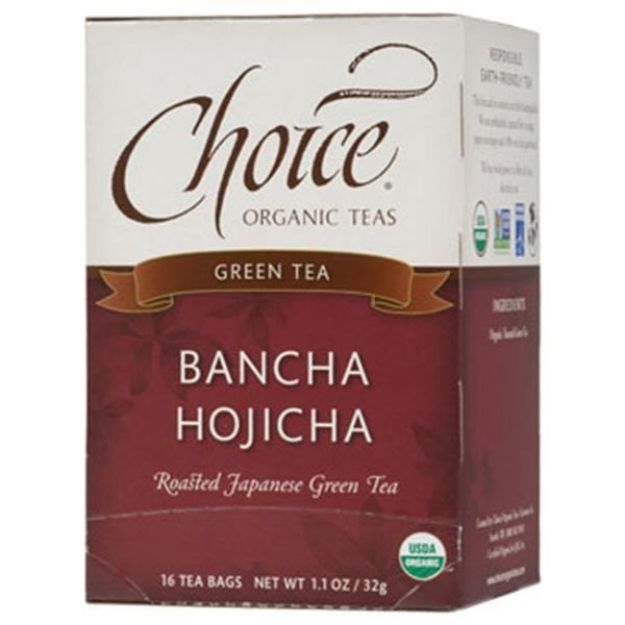 Bancha Hojicha Tea (16 tea bags - Choice Teas)