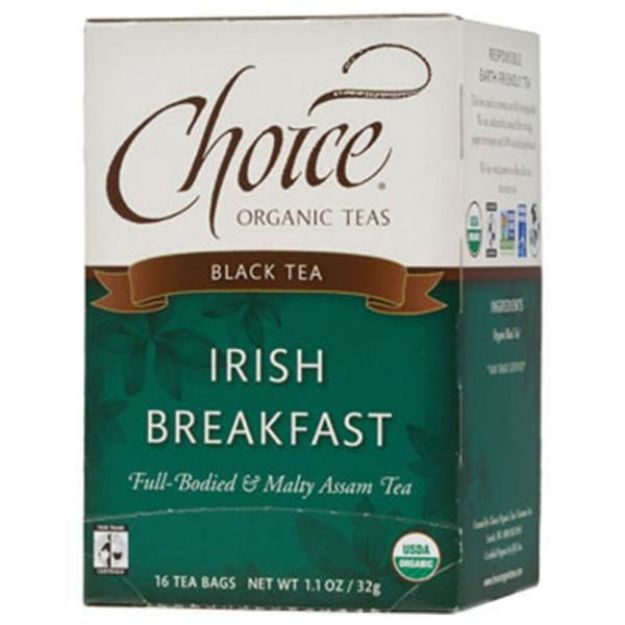 Irish Breakfast Tea (16 tea bags - Choice Teas)