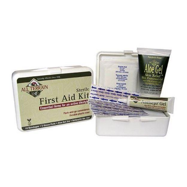 First Aid Kit (17 pc, All Terrain)