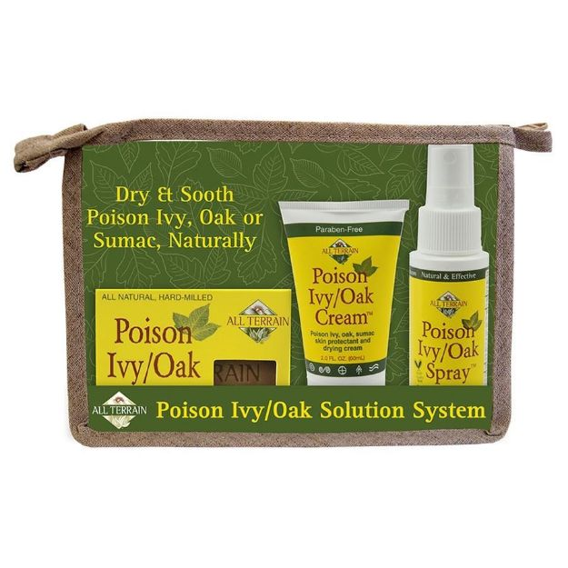 Poison Ivy/Oak Solution System (17 pc, All Terrain)