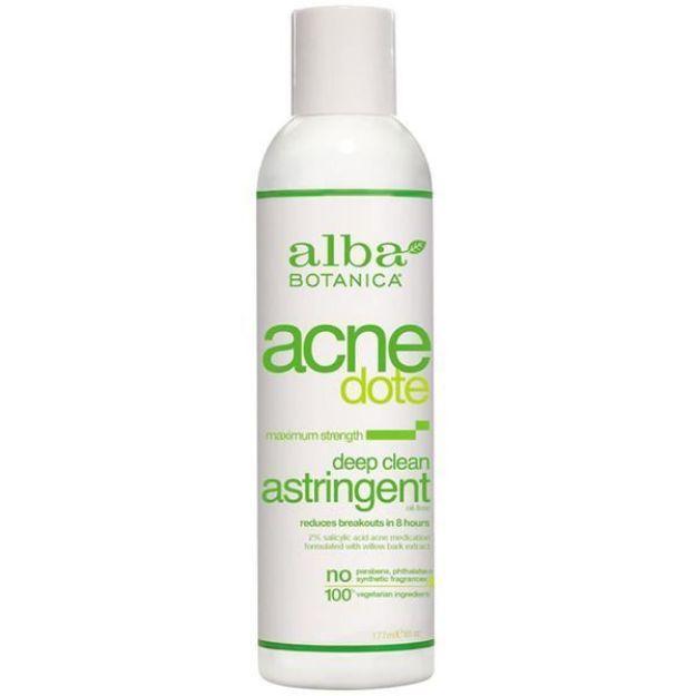 Acnedote Deep Clean Astringent (6 oz., Alba Botanica)