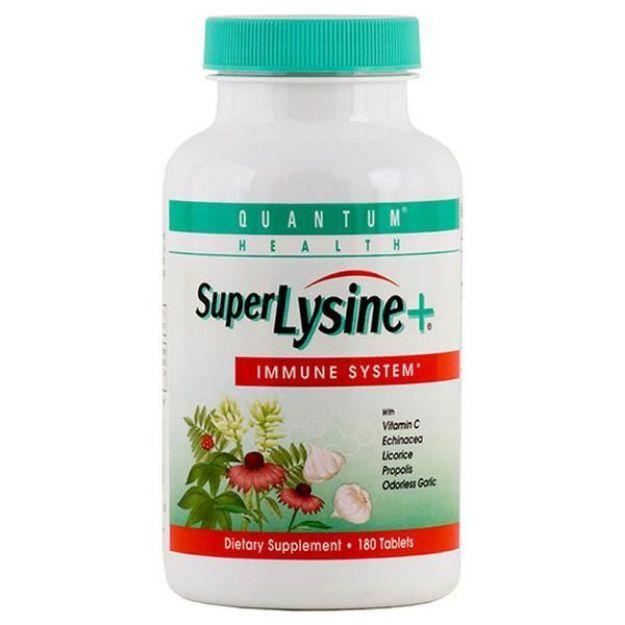 Super Lysine (180 count, Quantum Health)