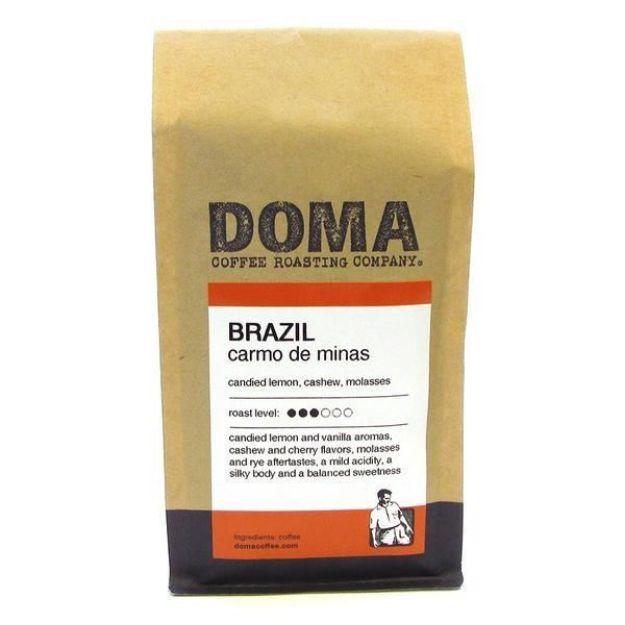 Brazil Whole Bean Coffee (12 oz., DOMA Coffee Roasting Company)