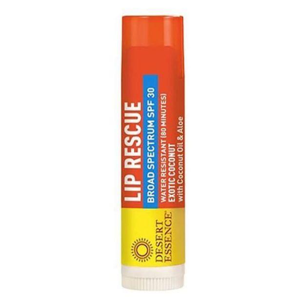 Exotic Coconut Lip Rescue (0.15 oz., Desert Essence)