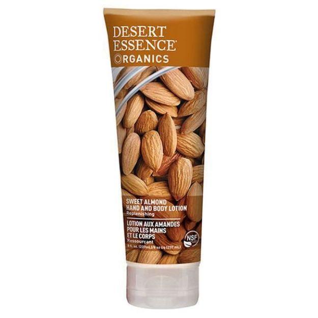 Hand & Body Lotion - Almond (8 fl. oz., Desert Essence)