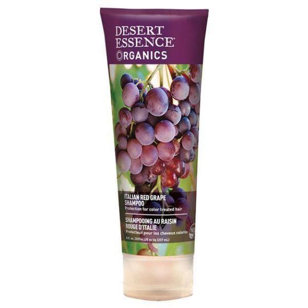 Shampoo - Red Grape (8 fl. oz., Desert Essence)